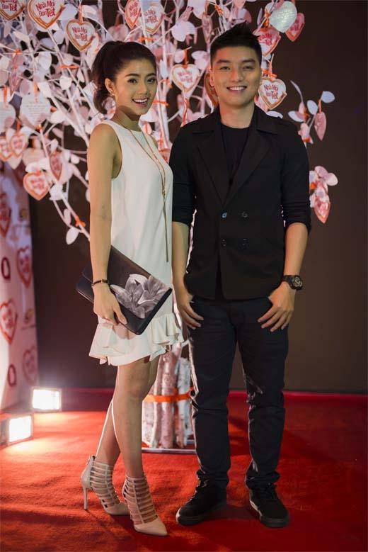 Sánh đôi với Phương Linh là VJ mang thương hiệu hài hước của YANTV - Ngọc Trai