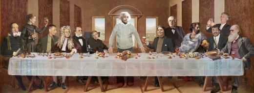 Bữa tiệc của các thiên tài