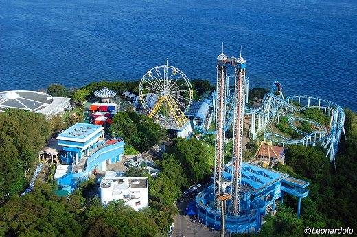 Thăm công viên Hải Dương đầy lí thú ở Hồng Kông