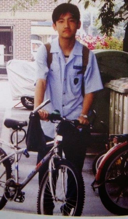 Changmintrên đường đến trường năm 2001