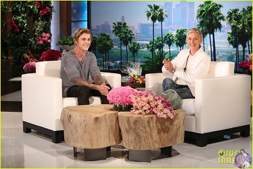 Justin Bieber lo sợ vì đã lâu không xuất hiện trên truyền hình