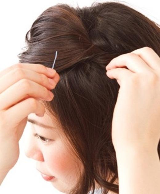 Những cách biến hóa dành cho tóc mái