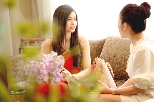 Trương Quỳnh Anh tươi tắn đi làm đẹp giữa scandal ly hôn - Tin sao Viet - Tin tuc sao Viet - Scandal sao Viet - Tin tuc cua Sao - Tin cua Sao