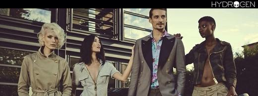 Trang Khiếu liên tiếp lột xác trong 2 chiến dịch quảng cáo tại Ý