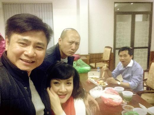 Tự Long, Công Lý thức trắng đêm tập luyện Táo Quân 2015 - Tin sao Viet - Tin tuc sao Viet - Scandal sao Viet - Tin tuc cua Sao - Tin cua Sao