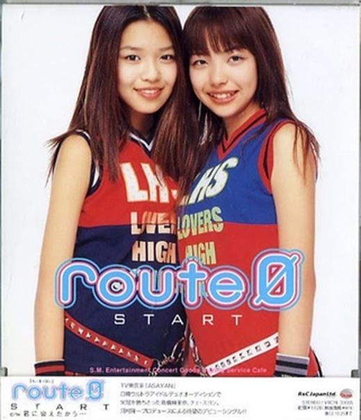 Sooyoung ra mắt nhóm nhạc ở Nhật mang tên Round 0 vào năm 2002