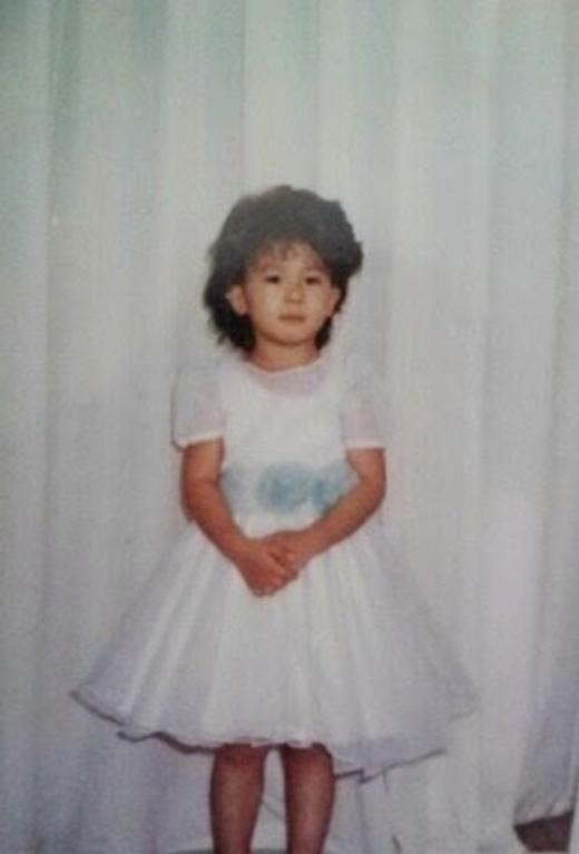 Hình lúc bé siêu đáng yêu của Mino (Winner) (1998)