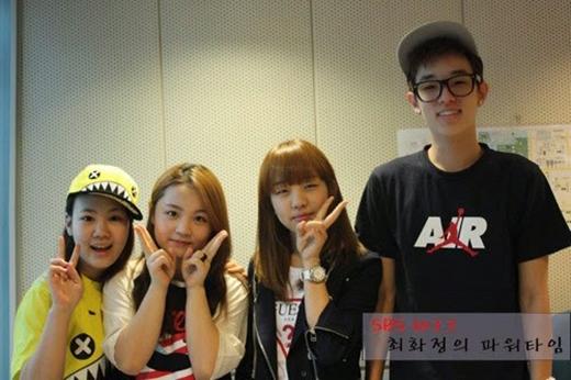 Dàn thí sinh K-Pop Star mùa đầu tiên (2013)
