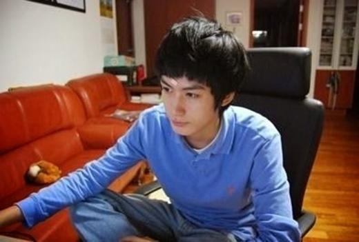 Jaehyo (Block B) trên mạng vào năm 2008