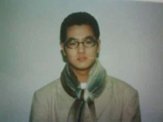Kim Tae Woo năm 18 tuổi (1998)