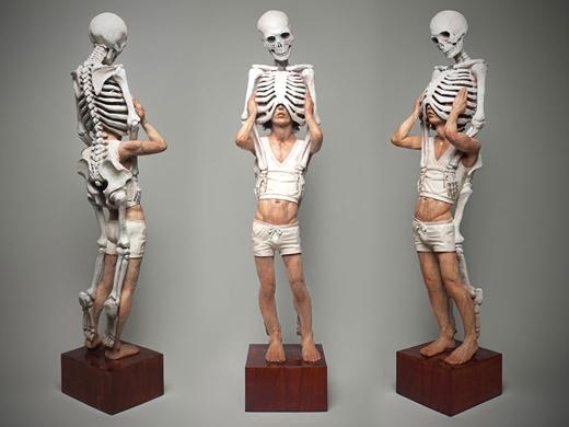 Ngạc nhiên trước những tác phẩm điêu khắc siêu thực