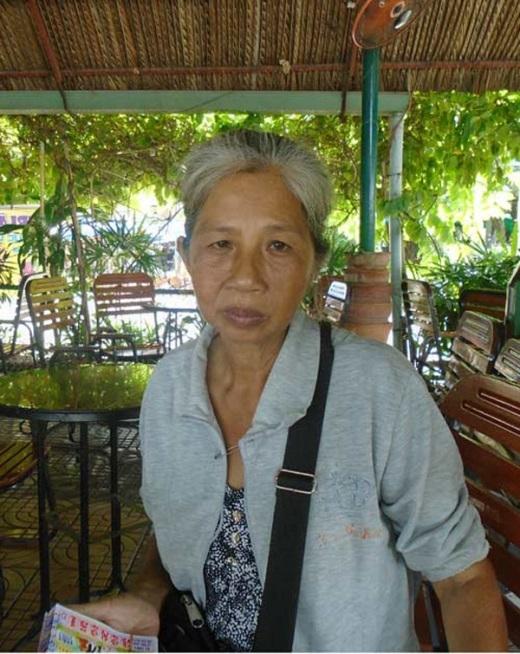 Bà Nguyễn Thị Anh, người chứng kiến cuộc sống Ba Lép/