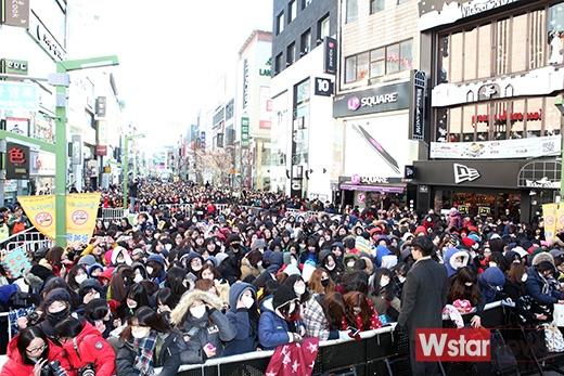 ...Ở Busan cũng không ngoại lệ.