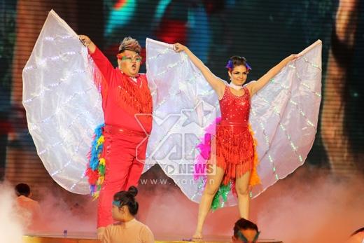 Ninh Dương Lan Ngọc hóa Maleficient với đôi cánh dài... 6mét - Tin sao Viet - Tin tuc sao Viet - Scandal sao Viet - Tin tuc cua Sao - Tin cua Sao