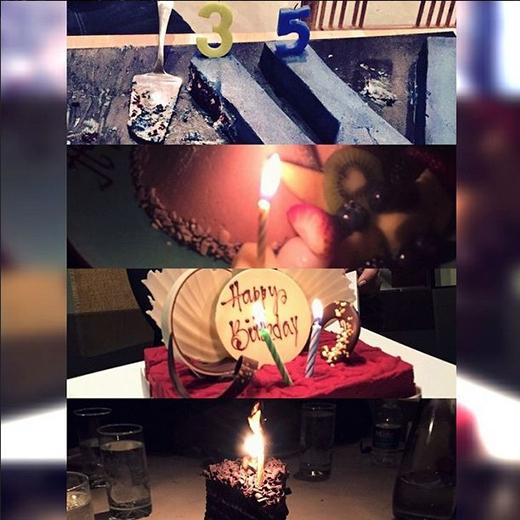 Demi Lovato khiến bạn trai sốc trong bữa tiệc sinh nhật