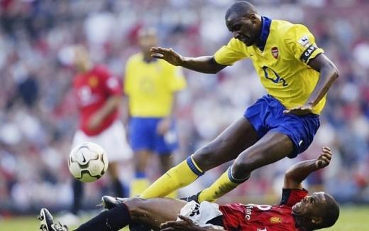 Tám chiếc thẻ đỏ trong những năm tháng chơi bóng tại Premier League đủ để cho thấy Vieira xứng đáng bị liệt vào danh sách này. Năm 2010, sau khi đánh nguội Marco Materazzi của Inter Milan, cựu danh thủ Arsenal thừa nhận anh chẳng ưa gì lối chơi bạo lực của bản thân.