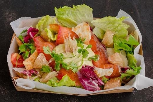 Hộp Salad Healthy