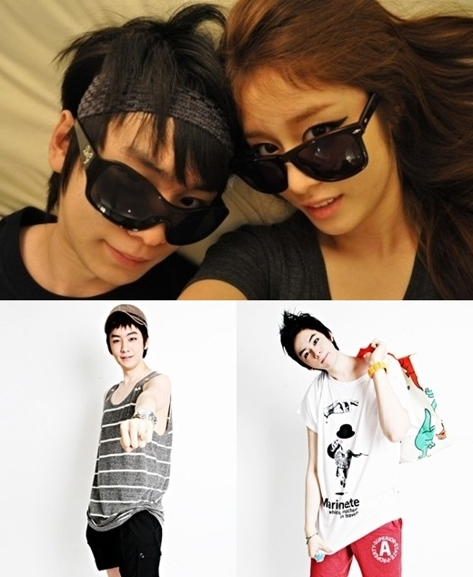 Anh trai củaJiyeon (T-ara)thu hút với vẻ ngoài đáng yêu, đôi khi trông anh còn trẻ hơn cả cô em nổi tiếng của mình.