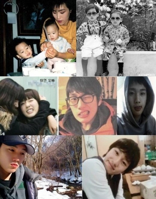 Giống nhưYuri, Taeyeon (SNSD)mang rất nhiều nét giống với anh trai mình, cả hai đều sở hữu làn da trắng sáng, gương mặt hiền lành và lém lỉnh.