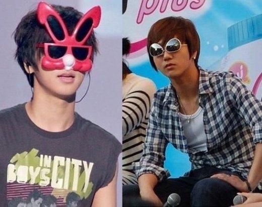 Soi những mỹ nam có tính cách kỳ lạ nhất Kpop