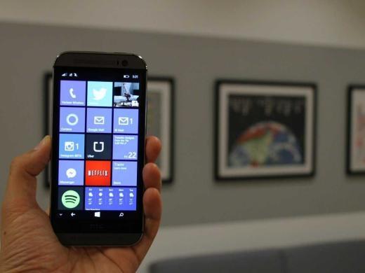 HTC One M8 cho Windows là điện thoại hệ điều hành Windows Phone tốt nhất, với thân máy kim loại tuyệt đẹp và phiên bản mới Windows Phone 8.1 bao gồm cả phần mềm hỗ trợ Cortana.