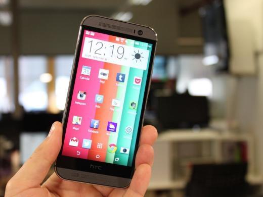HTC One M8 là chiếc điện thoại Android có mẫu mã đẹp như iPhone.