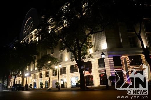 Khu vực Metropole được coi là khu vực trung tâm đắt giá' nhất Hà Thành.
