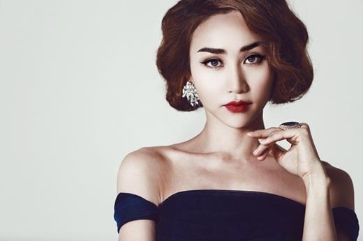 Vẻ đẹp nét tới từng chi tiết của cô dâu tương lai - Tin sao Viet - Tin tuc sao Viet - Scandal sao Viet - Tin tuc cua Sao - Tin cua Sao