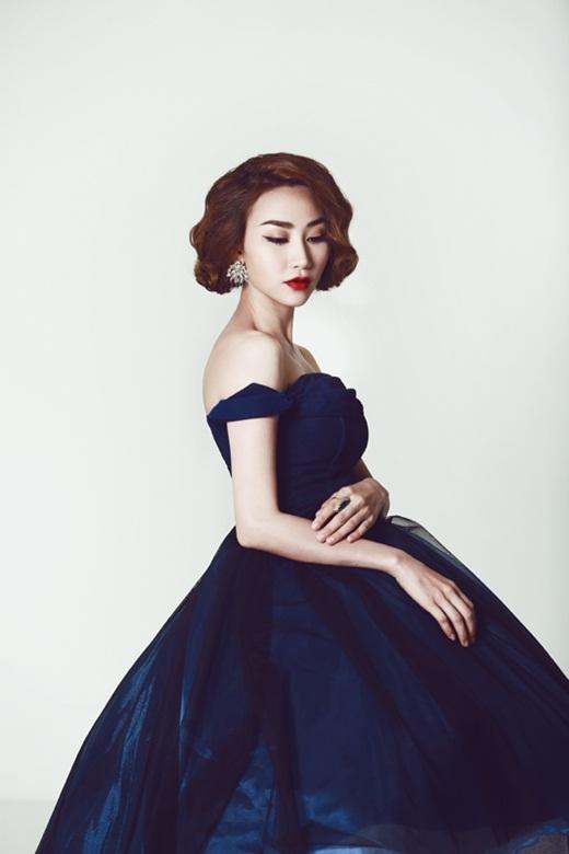 Ngắm vẻ đẹp khó cưỡng của cô dâu tương lai Ngân Khánh - Tin sao Viet - Tin tuc sao Viet - Scandal sao Viet - Tin tuc cua Sao - Tin cua Sao