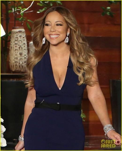 Thất vọng khi diva Mariah Carey hát nhép loạt hit bự