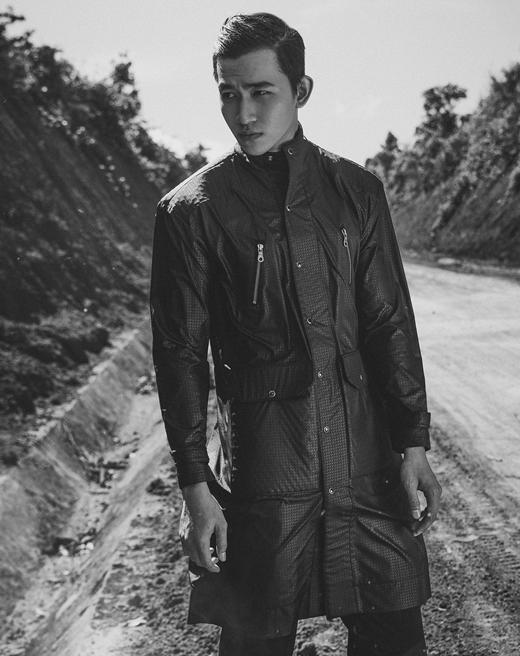 Năm 2014 vừa qua, Võ Cảnh là một trong những gương mặt người mẫu nam nổi bật với nhiều hợp đồng đại diện hình ảnh lớn.