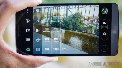 Cách khắc phục các lỗi thường thấy của LG G3