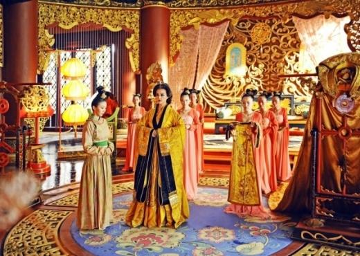 Võ Tắc Thiên kết thúc: Cảnh Võ Đế đăng cơ gặp sạn lớn