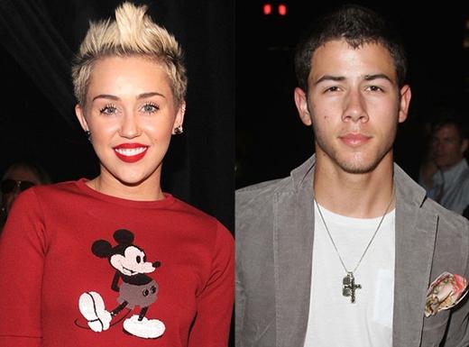 Nick Jonas: Năm 14 tuổi, Miley Cyrus không hoang dại như vậy!