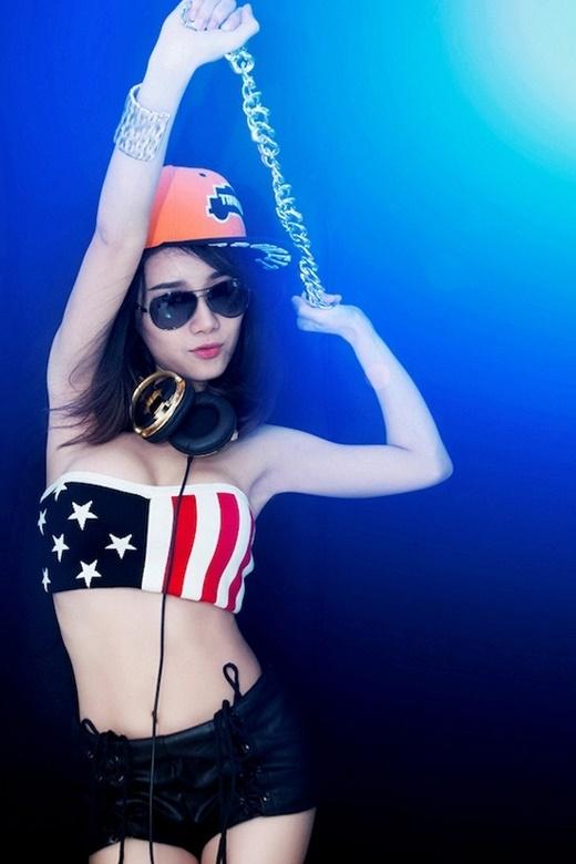 Top 3 nữ DJ có vòng 1 đẹp nhất Việt Nam