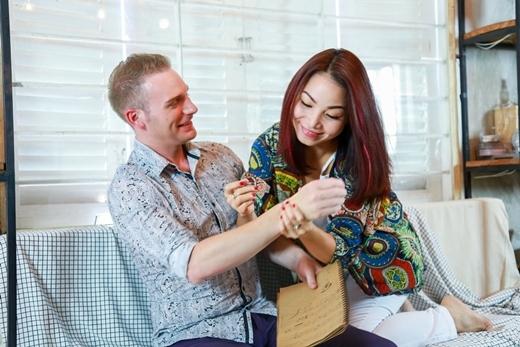 Kyo York ra mắt người yêu nhân ngày lễ tình nhân