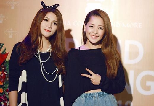 Bộ đôi hot girl Vân Navy và Chi Pu đã tạo nên tuyến nhân vật riêng cho mình với phù thủy Kiều Linh sang chảnh và công chúa Nana dễ thương.