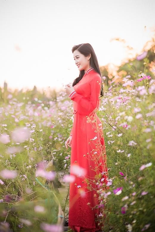 Á hậu Huyền My làm nàng xuân vô cùng xinh đẹp - Tin sao Viet - Tin tuc sao Viet - Scandal sao Viet - Tin tuc cua Sao - Tin cua Sao