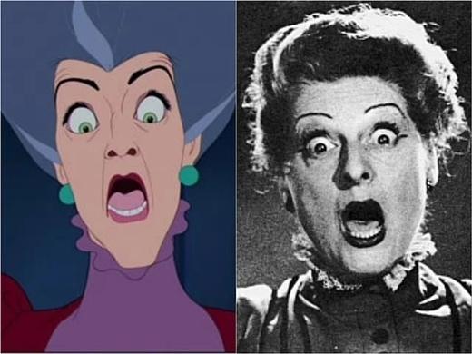 Bất ngờ thú vị về diện mạo những diễn viên lồng tiếng của Disney