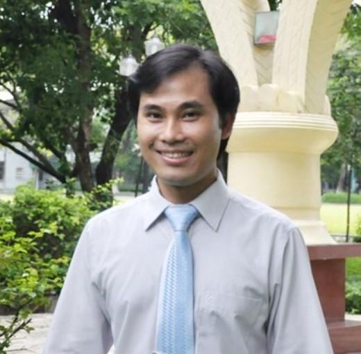GS Phan Thanh Sơn Nam.