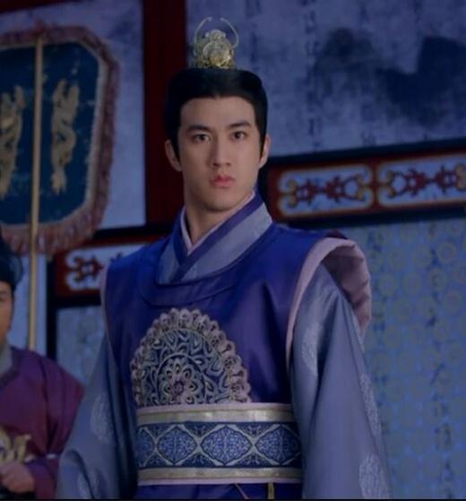 Bất ngờ với hình ảnh điệu đà  của Vua trẻ Lý Trị