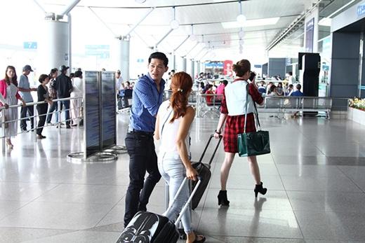 Vợ chồng Ngân Khánh ra nước ngoài tổ chức tiệc độc thân - Tin sao Viet - Tin tuc sao Viet - Scandal sao Viet - Tin tuc cua Sao - Tin cua Sao