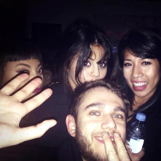 Selena Gomez không phát âm được tên của bạn trai tin đồn
