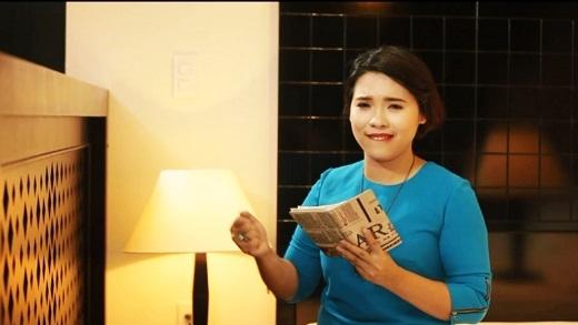 Nay vào vai vloger Mẫn Nhi chuyên soi các vấn đề trong xã hội