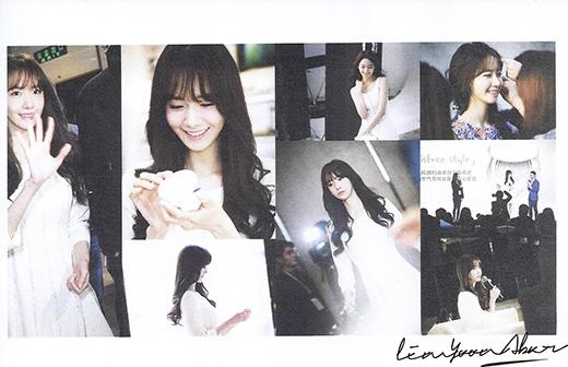 Vẻ đẹp nữ thần của Yoona khiến fan điêu đứng