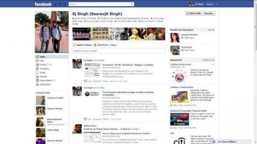 """Cùng năm này, """"bộ mặt"""" Facebook hiện thêm những cập nhật minh họa ảnh."""
