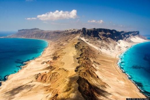 Những di sản thiên nhiên đẹp tuyệt mỹ của thế giới