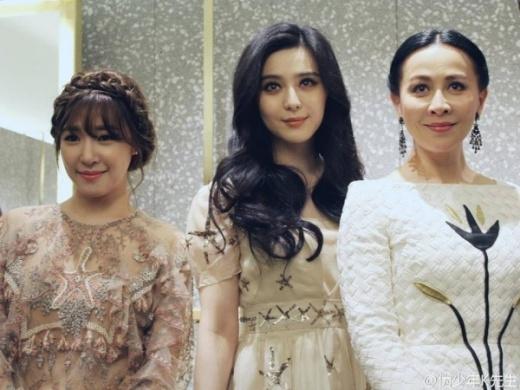 Tiffany, Phạm Băng Băng, Lưu Gia Linh