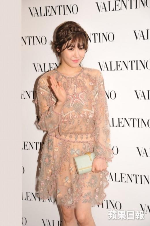 \ Tiffany xinh tươi trong sự kiện