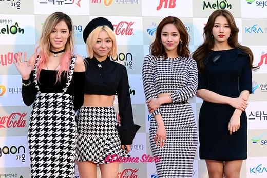 Cư dân mạng quan ngại về mối bất hòa giữa Suzy và Miss A